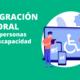 Integración laboral personas discapacidad